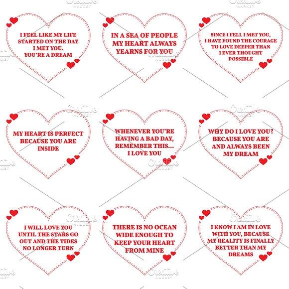 Nine Love Quotes Set 1 26