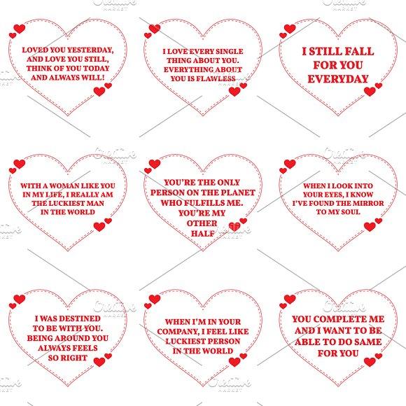 Nine Love Quotes Set 4 26