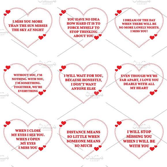 Nine Love Quotes Set 5 26