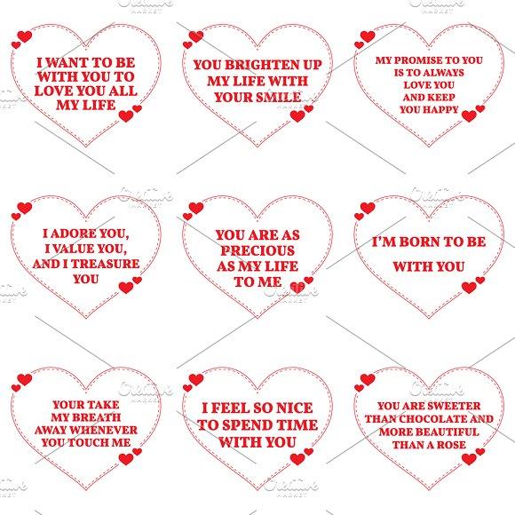 Nine Love Quotes Set 10 26