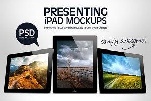 iPad Mockups