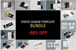 Photo Album Template Bundle