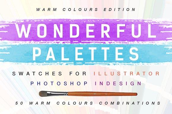 Wonderful Palettes Vol.1