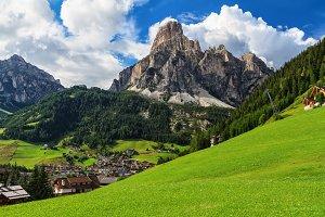 Dolomiti - Corvara in Badia