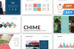 Chime Presentation Template