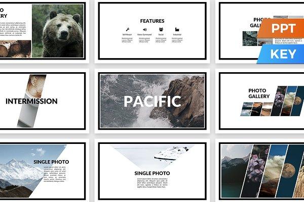 Pacific Presentation Template
