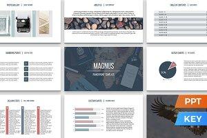 Magnus Presentation Template