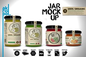 Jar Mock Up-01