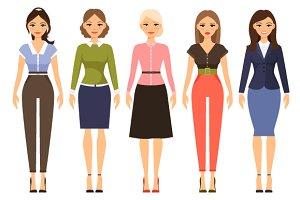 Woman dresscode