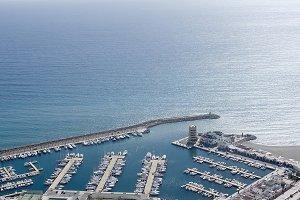 port, harbor