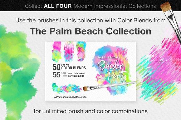 Modern Impressionist PS Brush Studio