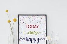 Today I Choose Happy