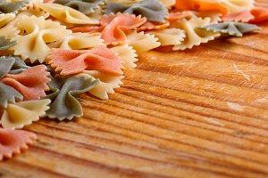 Bow tie pasta