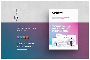 Web Design Brochure