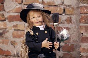 Chimney Sweep Girl
