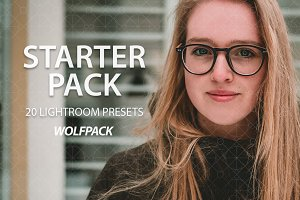 Wolfpack - Lightroom starter pack