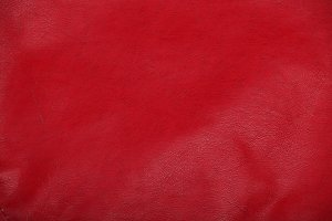 Red leather simple texture