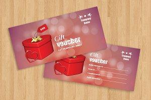 Valentine Day Gift Voucher-V07