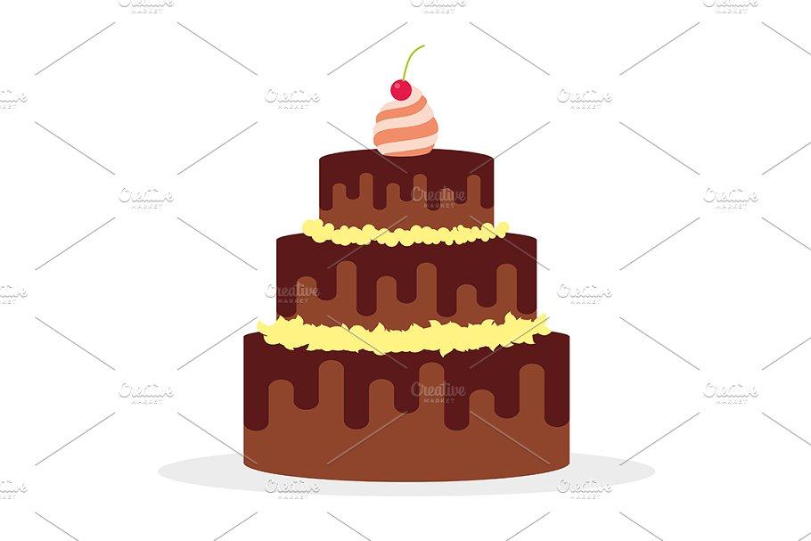 Save Chocolate Cake For Birthdays