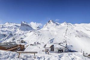 Mountain Resort Panorama