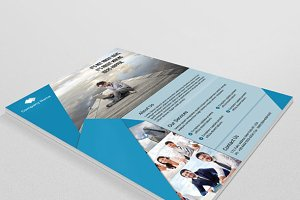 Multipurpose business flyer-V54
