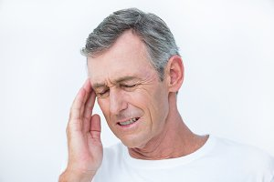 Patient with headache