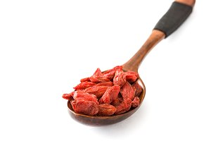 Wolfberries or Goji berries