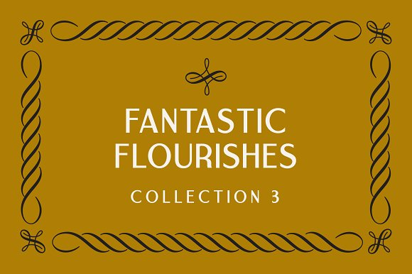 Fantastic Flourishes Collection 3