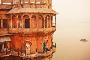 Varanasi of India