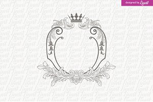 Luxury Logo, Royal Logo