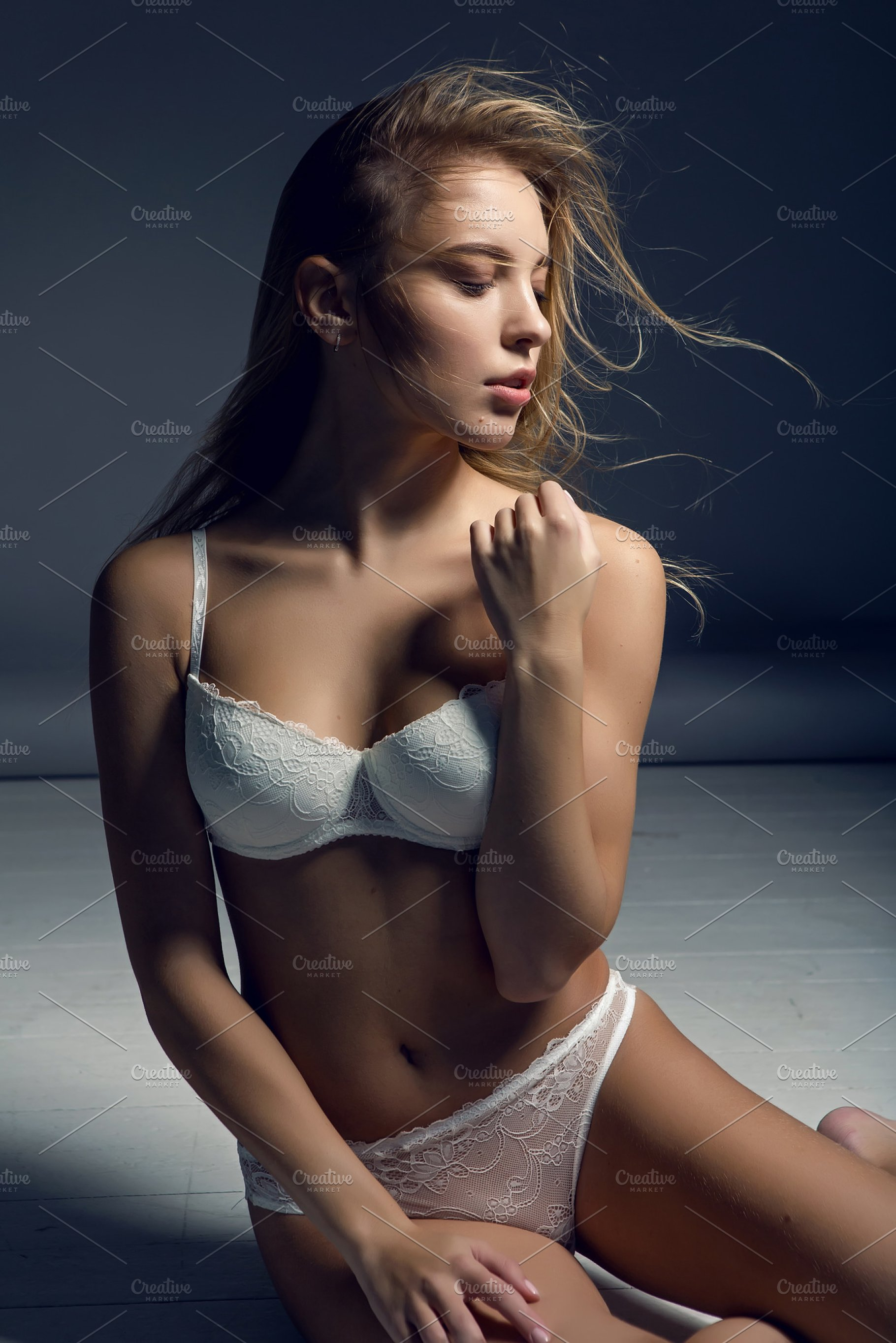 c5df36bf6a56 young blonde girl in white underwear ~ Beauty & Fashion Photos ...