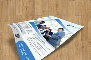 Corporate Flyer Template-V60