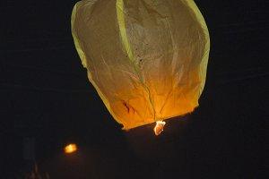 Raise Balloon Wishes