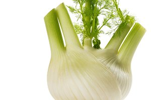 Raw organic fennel