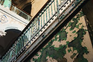 Old Stairway #05