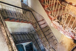 Old Stairway #03