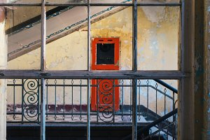 Old Stairway #11