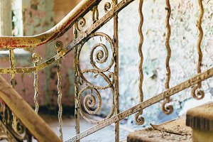 Old Stairway #12