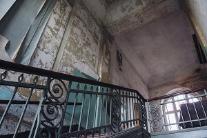 Old Stairway #15