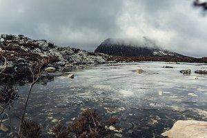 Cradle Mountain Ice