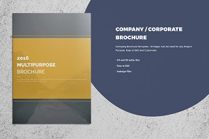 Company Brochure - 16 Page
