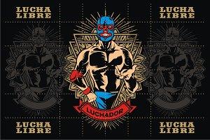 LUCHADOR #1