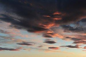Trimmed Sunset