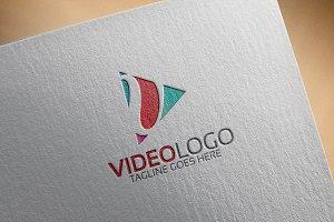 Video Logo / V Letter