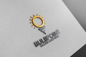 Bulb Point Logo