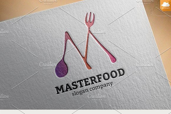Master Food Logo