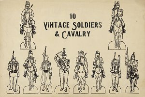25% OFF - Vintage Army 1901