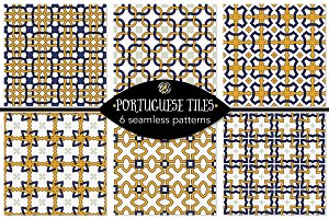 Set 45 - 6 Seamless Patterns