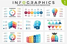 Infographic Slides. Part 1