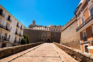 Ibiza protect wall